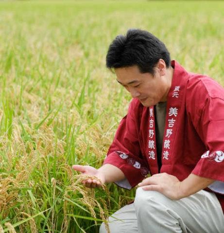こだわり奈良県産の麹米をつかう美吉野醸造